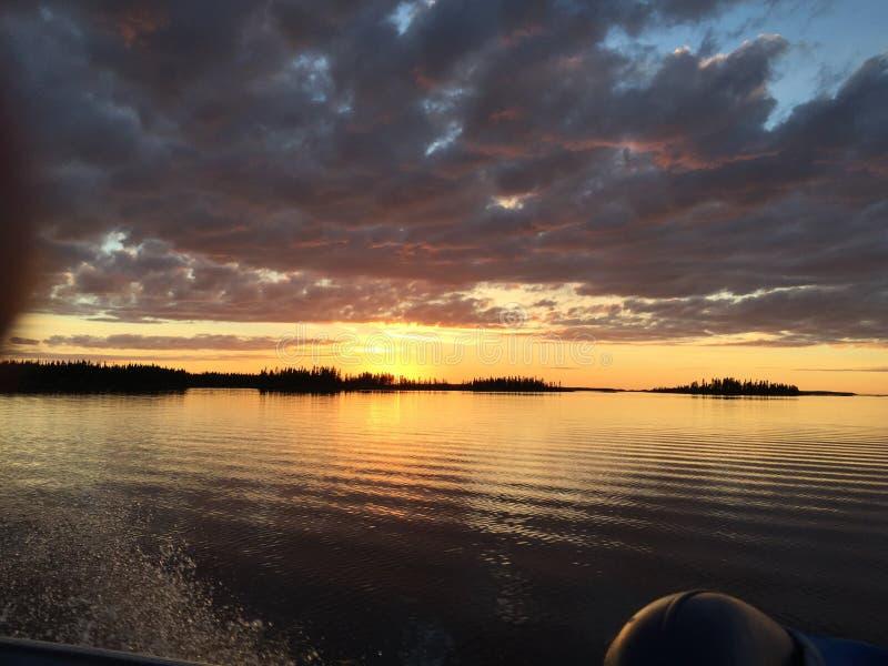 Bóg jeziorni obrazy royalty free