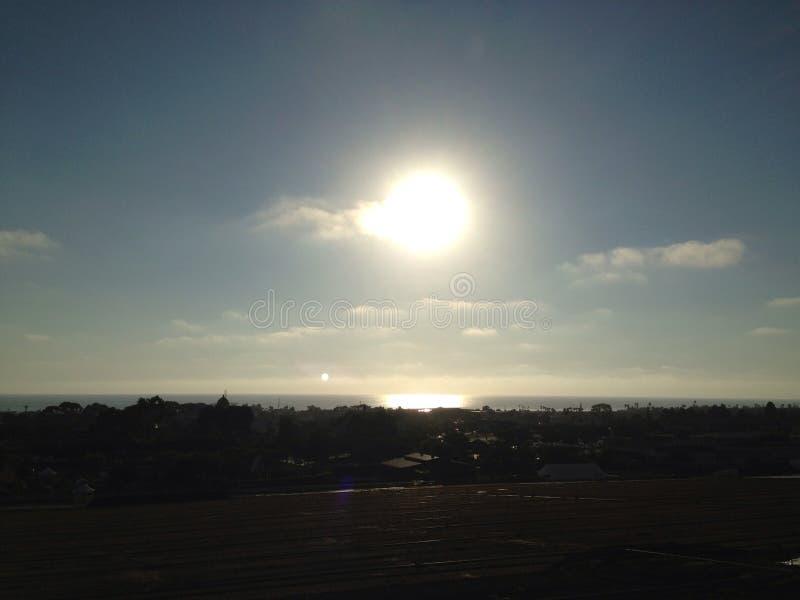 Bóg słońce zdjęcia stock