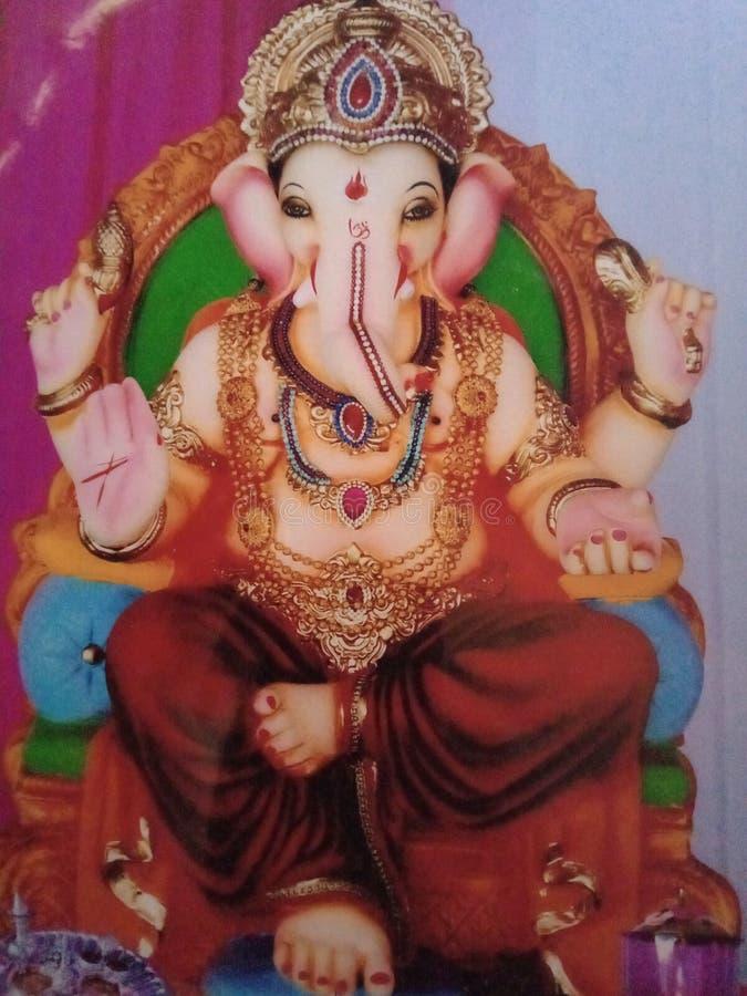 Bóg w India zdjęcia royalty free
