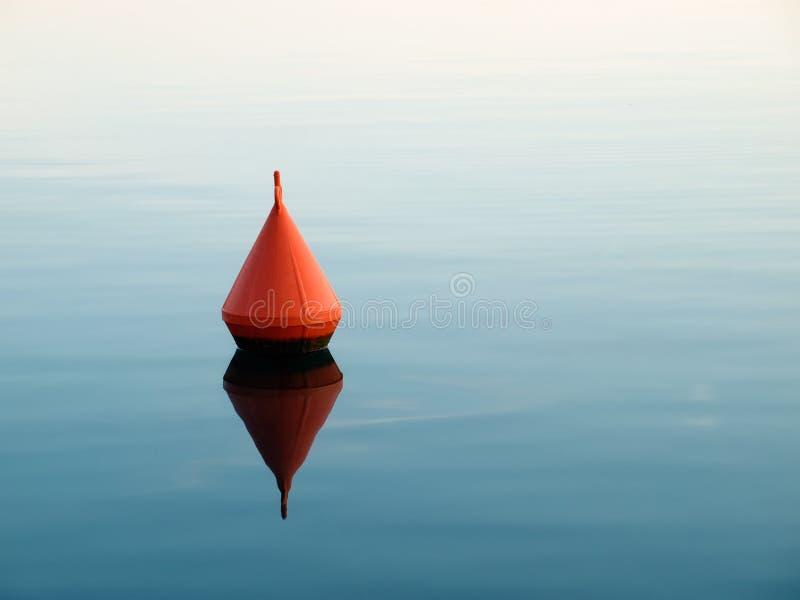 Bóia do mar fotos de stock
