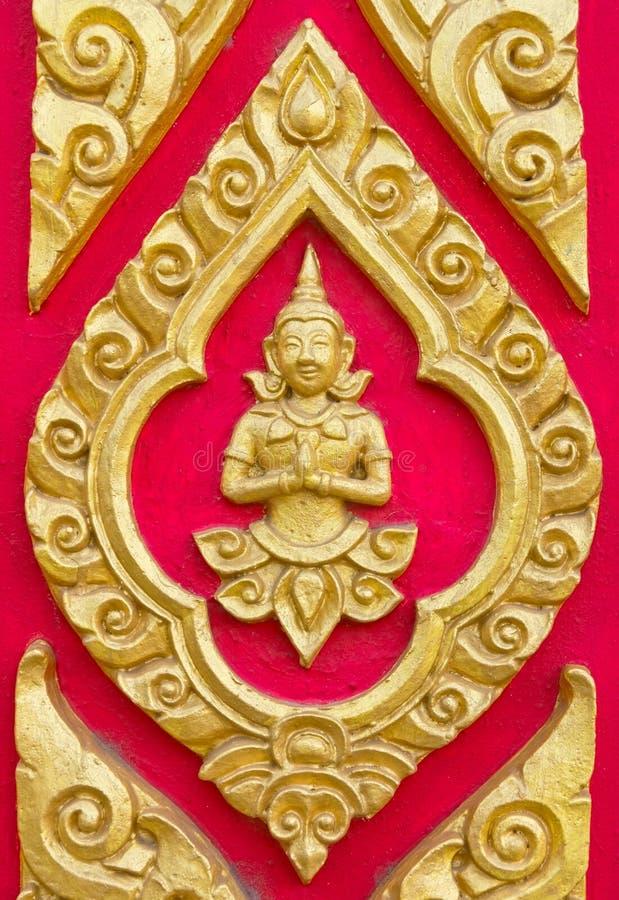 Bóstwo rzeźba obraz royalty free