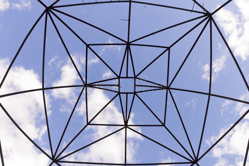 Bóveda Foto De Archivo Imagen De Bajo Nubes Tribal 53006274