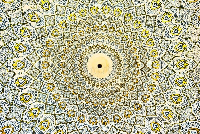 Bóveda de la mezquita imágenes de archivo libres de regalías