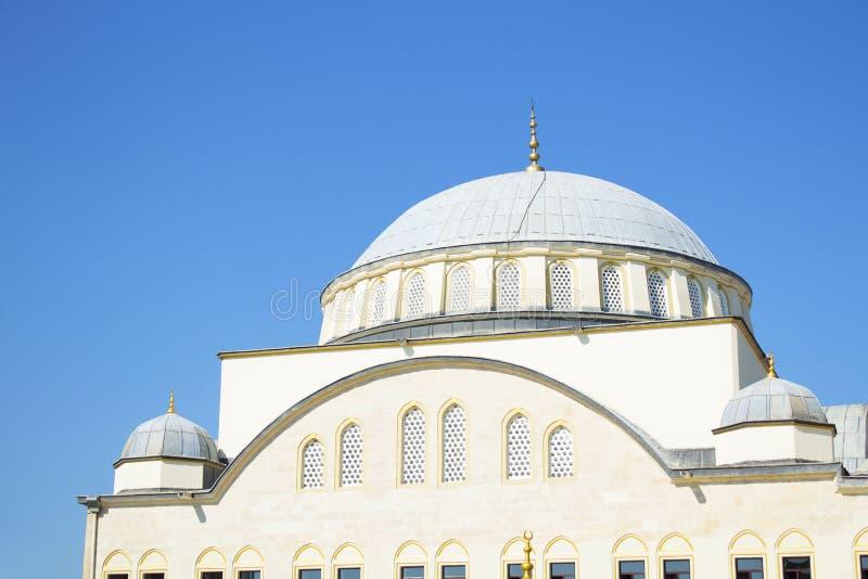 Bóveda de la mezquita en Estambul fotografía de archivo libre de regalías