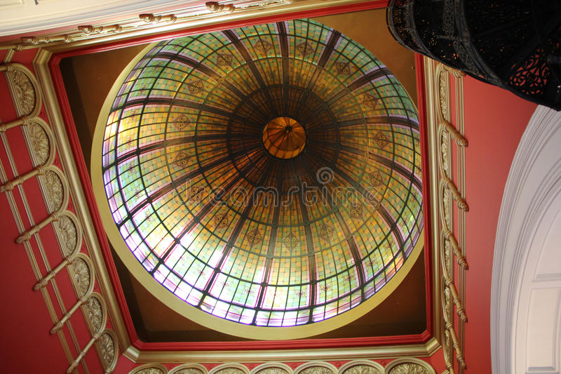 Bóveda de la reina Victoria Building en Sydney fotos de archivo libres de regalías