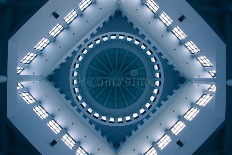 Bóveda de mezquitas foto de archivo libre de regalías