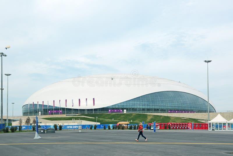 Bóveda del hielo de Bolshoy fotos de archivo libres de regalías