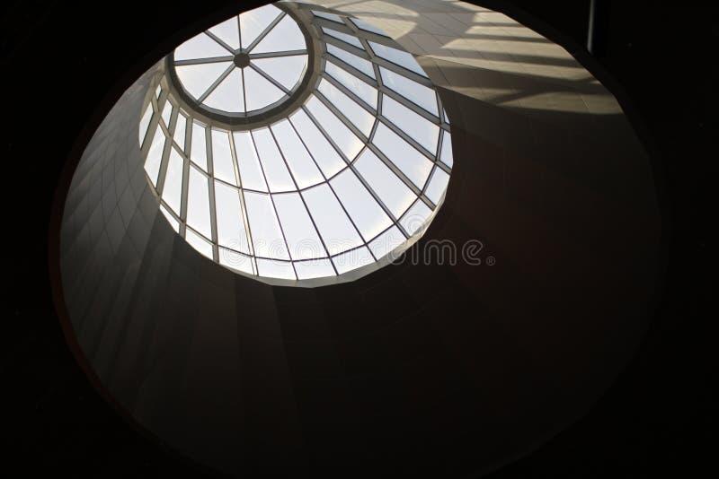 Bóveda desde adentro foto de archivo libre de regalías