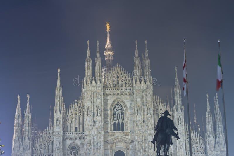 Bóveda en Milán, Italia imagenes de archivo