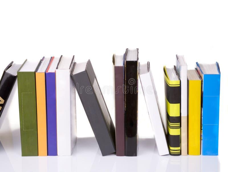 böcker arkivbilder