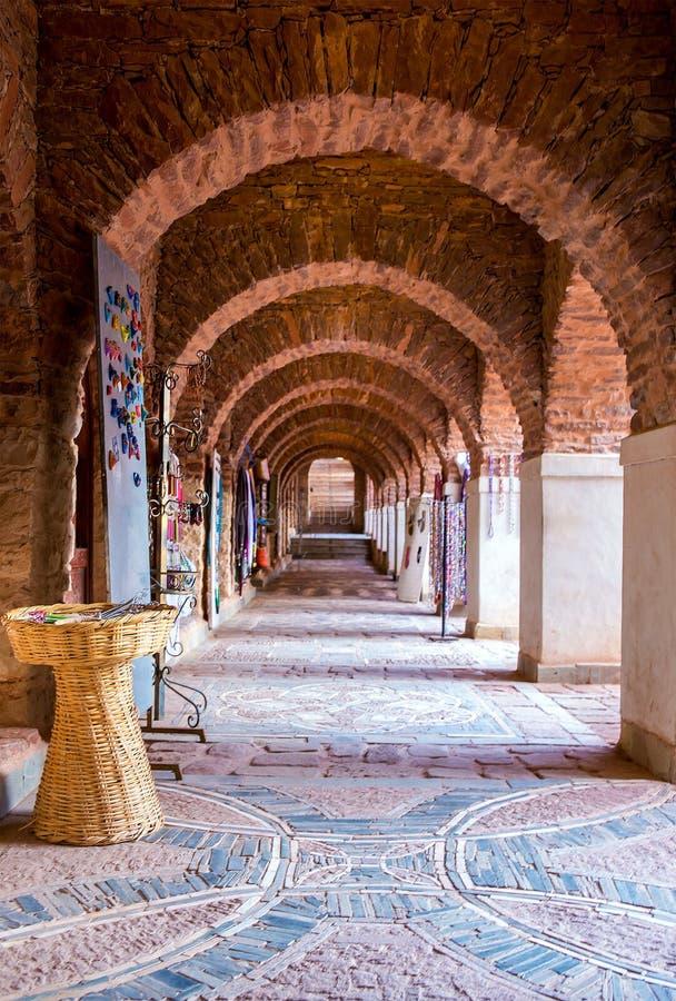 Bögen von Medina, Marokko stockfotografie
