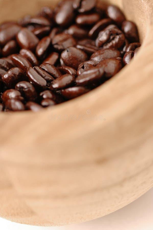 bönakaffe royaltyfri foto