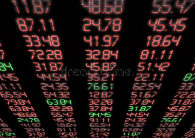 Börse lizenzfreie abbildung