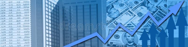 Börseenerfolg stock abbildung