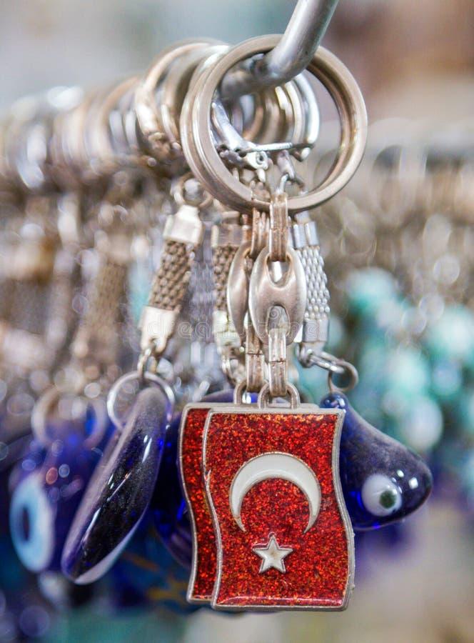 Böser Blick - türkisches Amulett stockfotografie