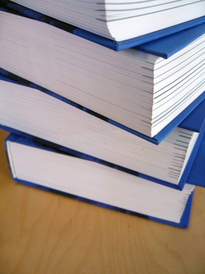 Bücher 1 stockbild