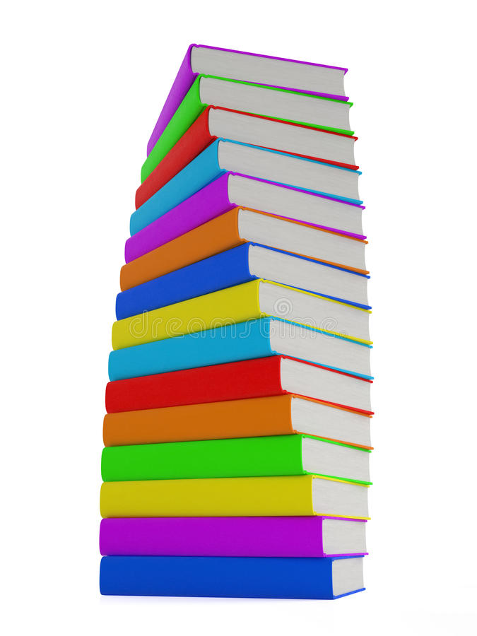 Bücher 2 vektor abbildung