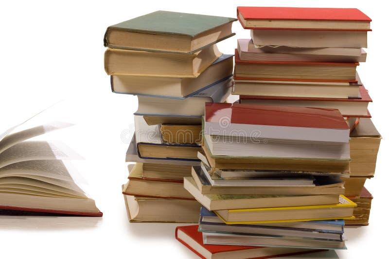 Bücher stockfotos