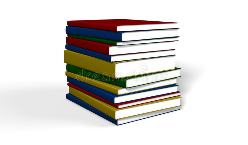 Bücher vektor abbildung