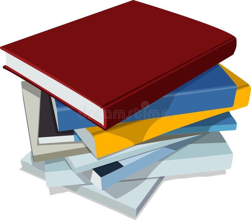 Bücher lizenzfreie abbildung
