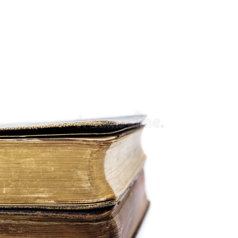 Bücher der Liturgie der katholischen Kirche lokalisiert auf Weiß lizenzfreies stockfoto