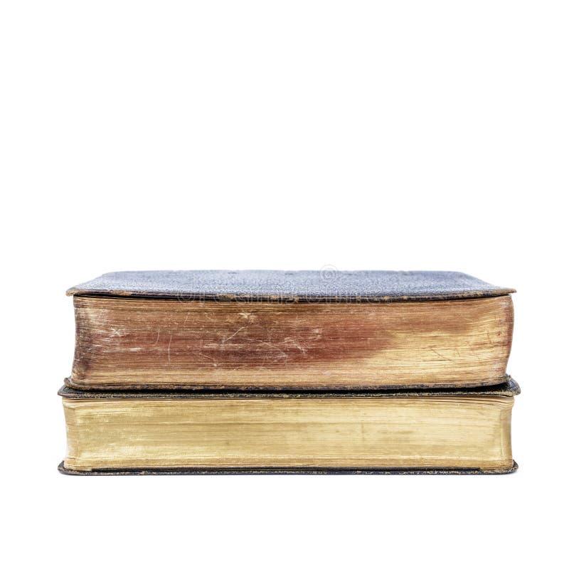 Bücher der Liturgie der katholischen Kirche lokalisiert auf Weiß lizenzfreie stockbilder