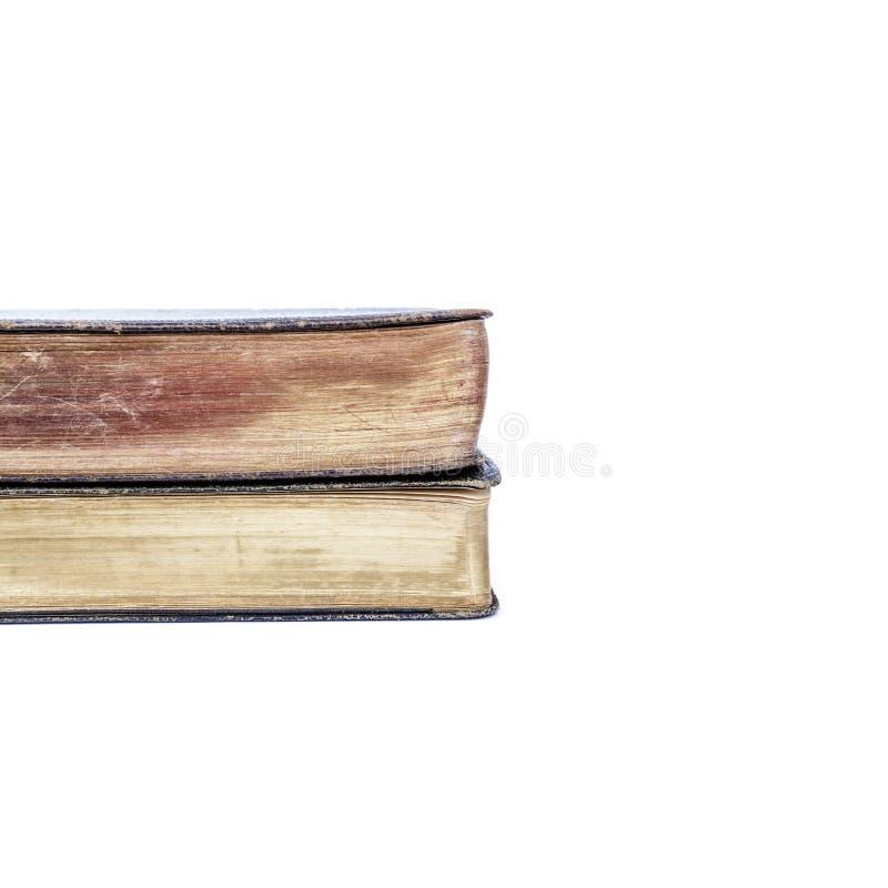Bücher der Liturgie der katholischen Kirche lokalisiert auf Weiß lizenzfreie stockfotografie