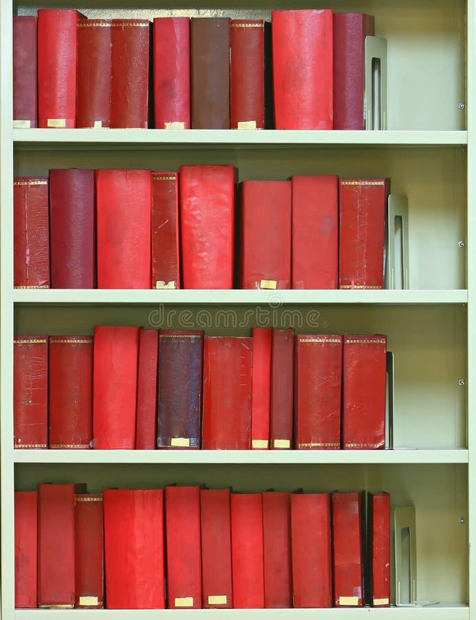 Bücherregal lizenzfreie stockbilder