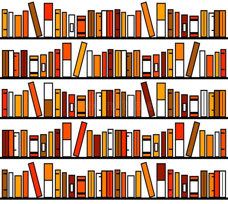Download Bücherregale stock abbildung. Illustration von pädagogisch - 47100739