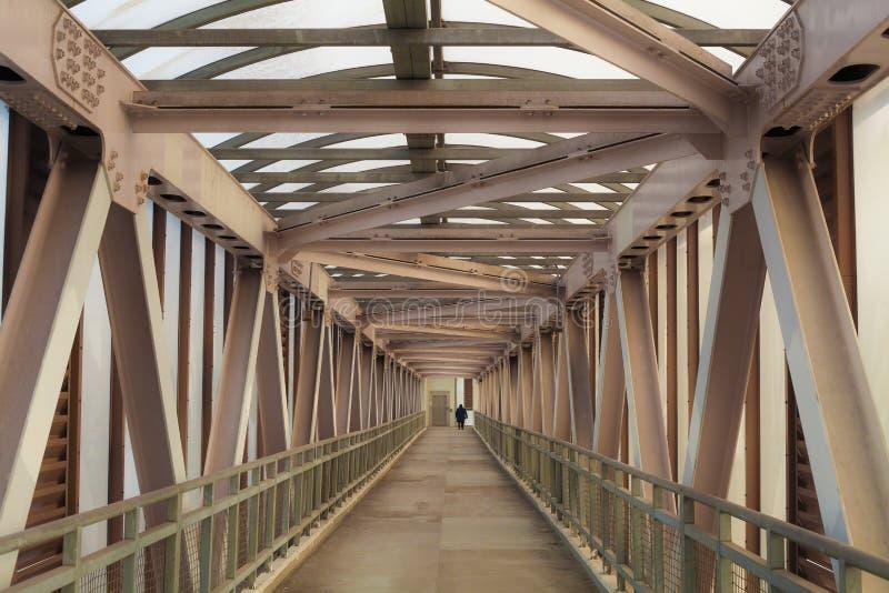 Bügeln Sie Brücke lizenzfreies stockbild