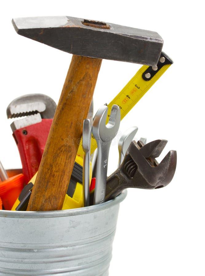Bündel Werkzeuge lizenzfreie stockfotografie