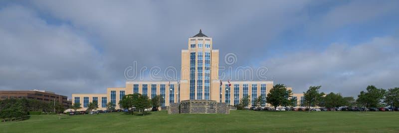 Bündnis-Gebäude von Neufundland lizenzfreie stockfotos