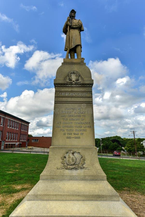 Bürgerkrieg-Monument stockfoto