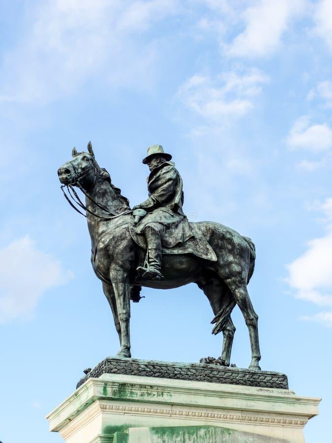 Ulysses S. Grant Memorial Lizenzfreies Stockfoto