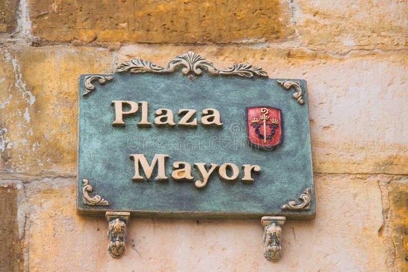 Bürgermeister Square lizenzfreie stockfotos