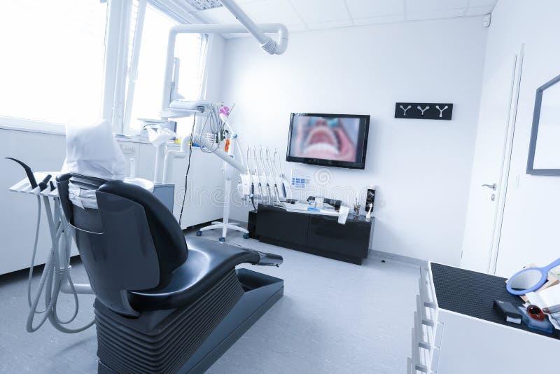 Büro des Zahnarztes lizenzfreie stockbilder