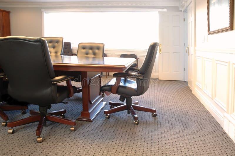 Büro-Konferenzsaal lizenzfreie stockfotografie