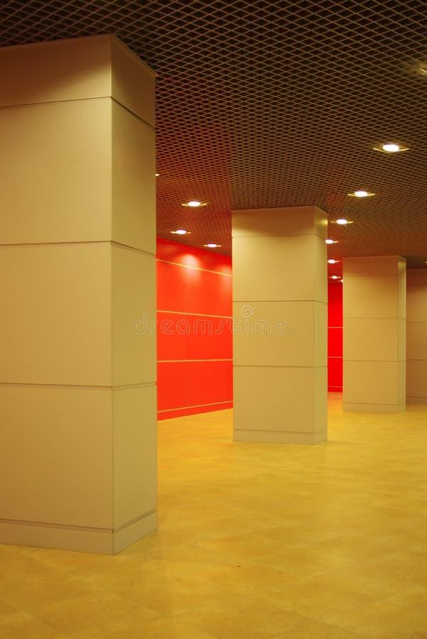 Büro, leerer Raum lizenzfreies stockbild