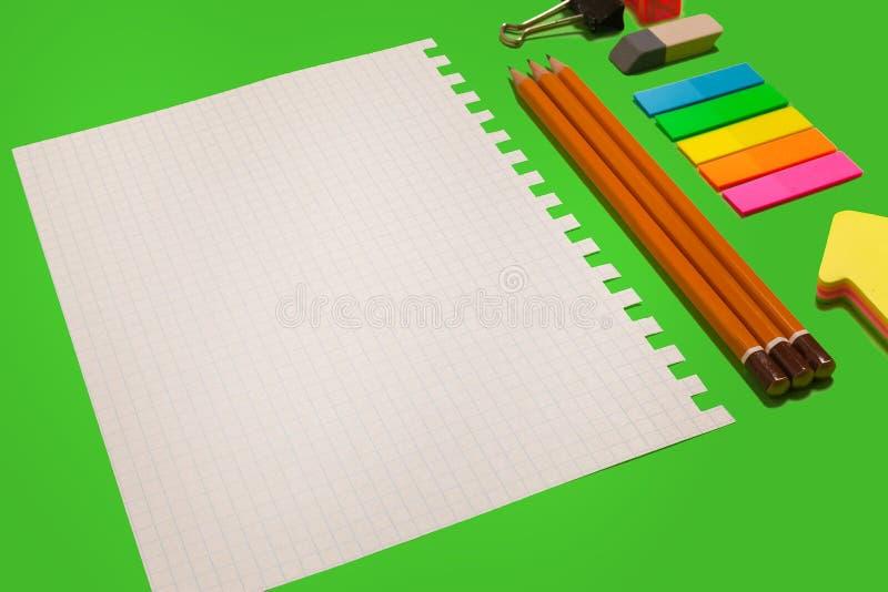 Büro und pädagogisches Kanzleigericht lizenzfreie stockfotografie