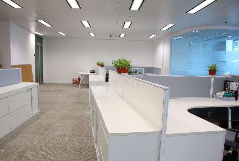 Büroeinstellungen stockfoto