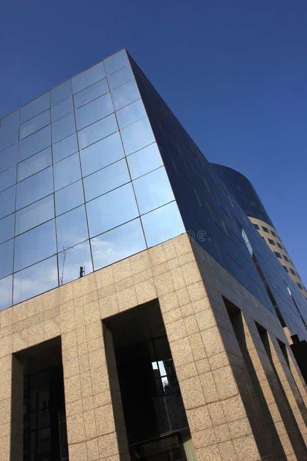 Bürohaus lizenzfreie stockfotografie