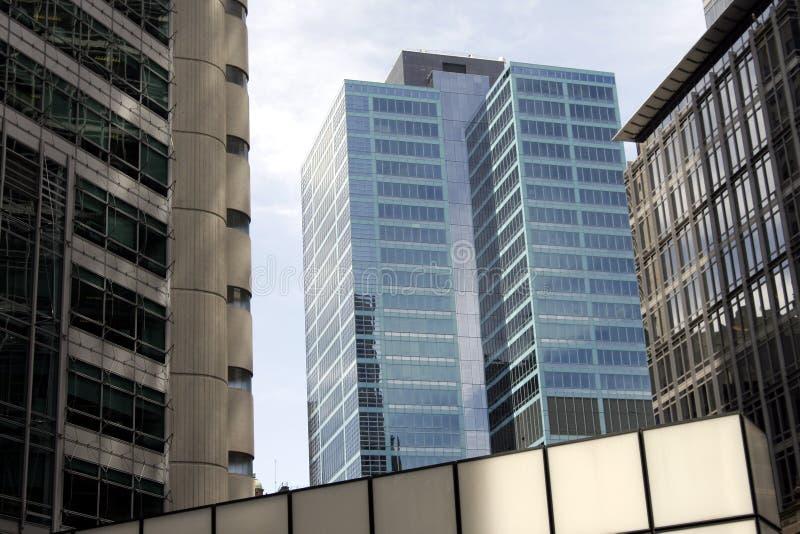 Bürohaus lizenzfreies stockfoto
