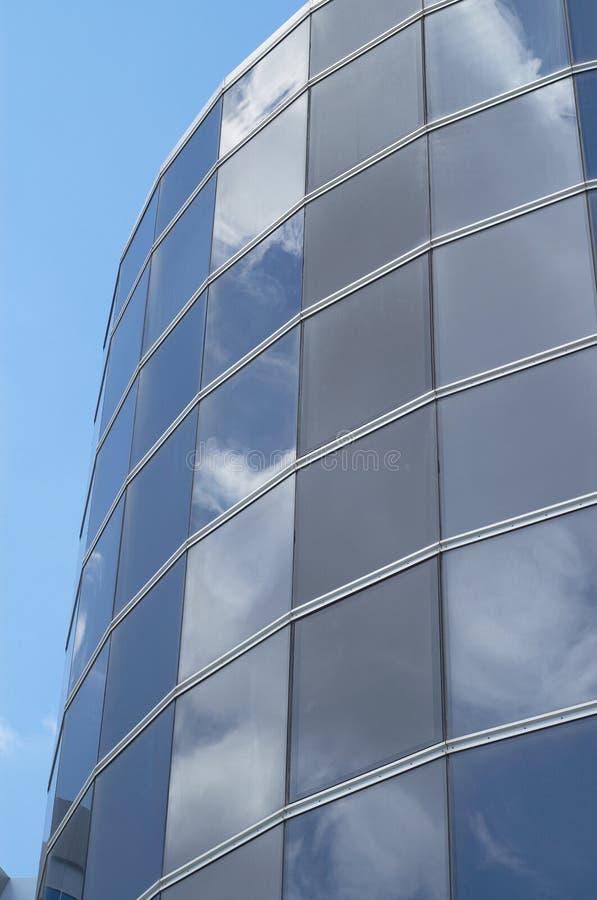 Download Bürohaus stockfoto. Bild von himmel, anstieg, außen, deco - 869684