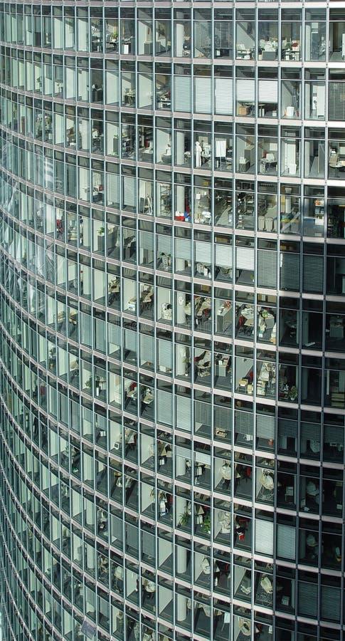 Bürokontrollturm (2) lizenzfreie stockbilder