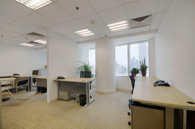 Büroraum lizenzfreies stockbild