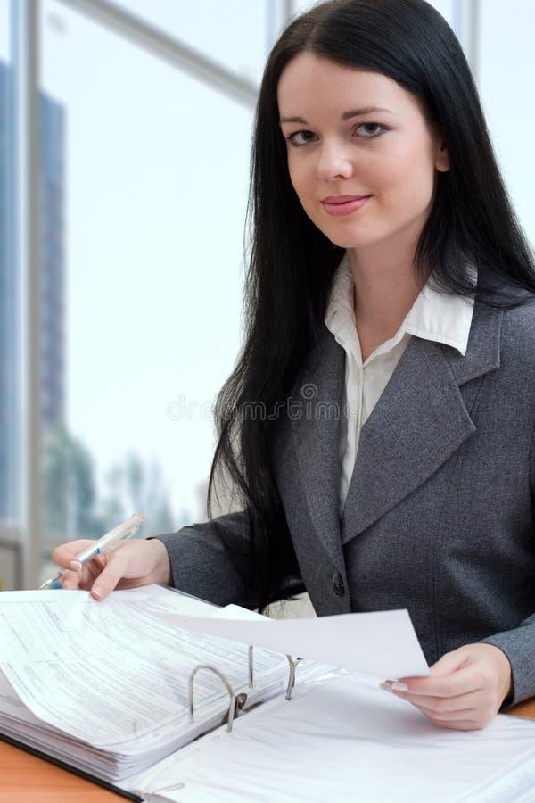Bürovorsteher stockfotos