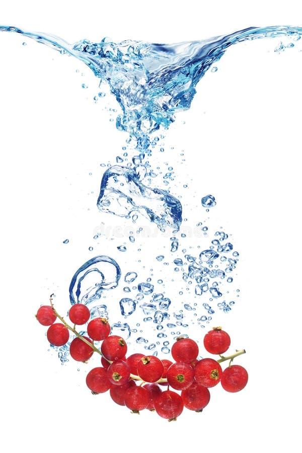 bąbel błękitny woda fotografia royalty free