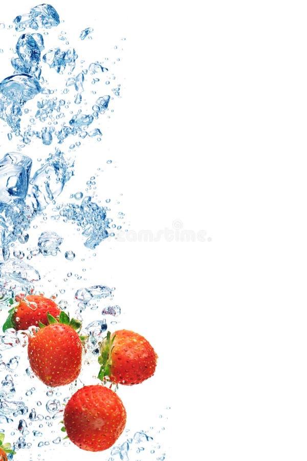 bąbel błękitny woda zdjęcie royalty free