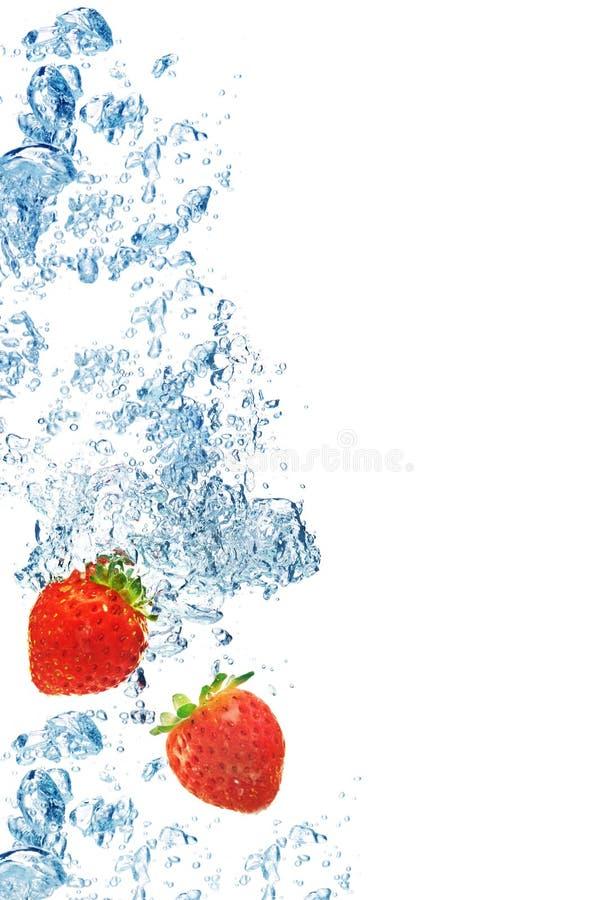 bąbel błękitny woda zdjęcia royalty free