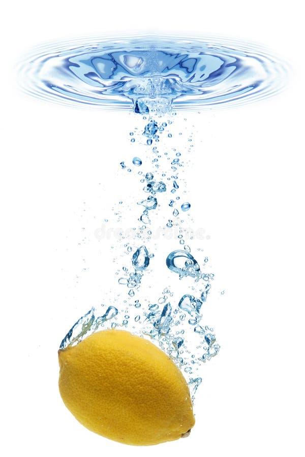 bąbel błękitny woda obrazy royalty free